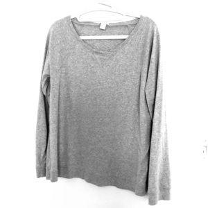J Crew thin sweatshirt